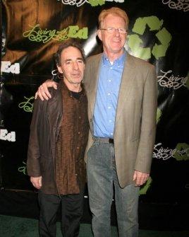 Harry Shearer and Ed Begley Jr.