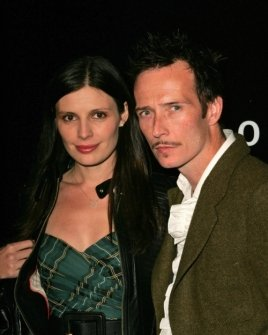 Mary Forsberg and Scott Weiland