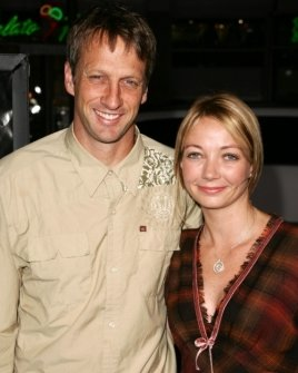 Tony Hawk and wife Lhotse