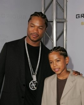 Xzibit and son Tremaine