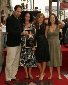 David Milch and Family