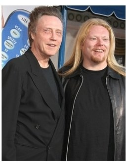 Click Premiere Photos:  Christopher Walken with his nephew Jesse Walken