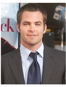 Just My Luck Premiere Photos:  Chris Pine