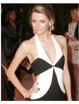 Mischa Barton at the 2006 Vanity Fair Oscar Party