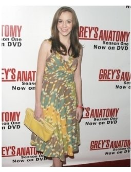 Greys Anatomy DVD Release Party: Andrea Bowen