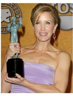 2006 SAG Awards Press Room: Felicity Huffman