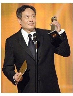 63rd Golden Globes Stage Photos: Ang Lee