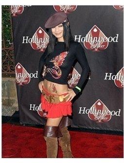 HollywoodPoker.com 1st Anniversary Party Photos:  Bai Ling