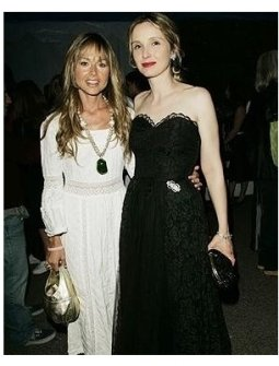 Four Inches Photos: Rachel Zoe and Julie Delpy