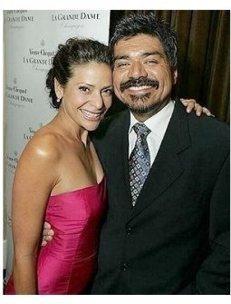 Women In Film Crystal and Lucy Awards Photos: Constance Marie and George Lopez