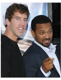 The Honeymooners Premiere: Director John Schultz and Mike Epps
