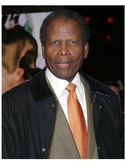 Sidney Poitier at The Wedding Date Premiere