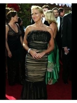 Edie Falco at the 2004 Primetime Emmy Awards