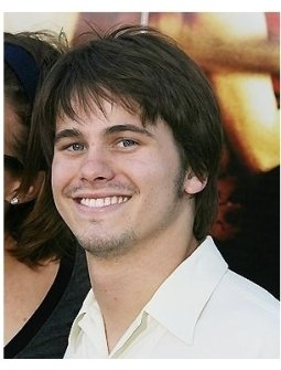 Jason Ritter at the Wicker Park Premiere