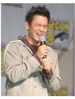 John Cho at Comic-Con 2004
