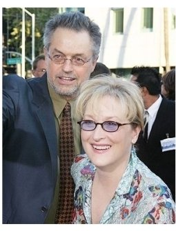 """Director Jonathan Demme and Meryl Streep at """"The Manchurian Candidate"""" Premiere"""