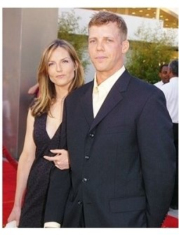 "Tim Griffin and wife at ""The Bourne Supremacy"" Premiere"