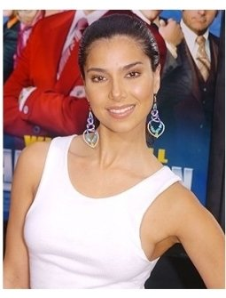 "Roselyn Sanchez at the ""Anchorman"" Premiere"