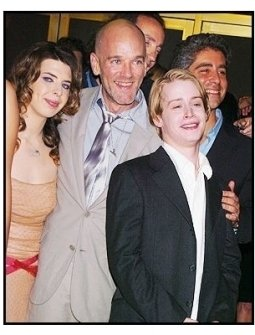 "Heather Matarazzo, Micheal Stipe, and  Macaulay Culkin at the ""Saved!"" Premiere"