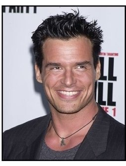 "Antonio Sabato Jr. at the ""Kill Bill Vol. 1"" DVD Release Party"