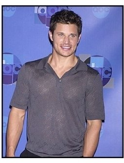 """Nick Lachey backstage at """"Motown 45"""""""