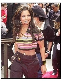 """Janet Jackson at """"On-Air with Ryan Seacrest"""""""