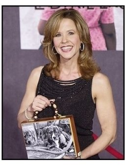 "Linda Blair at ""The Ladykillers"" premiere"