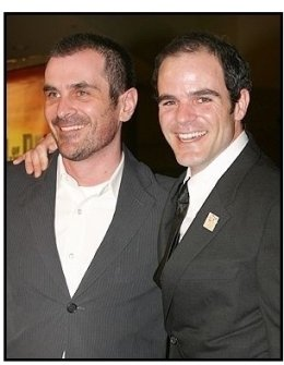 "Ty Burrell and Michael Kelly at ""Dawn of the Dead"" Premiere"