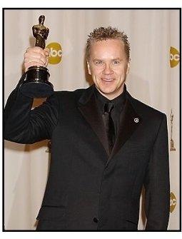 76th Annual Academy Awards - Tim Robbins - Backstage
