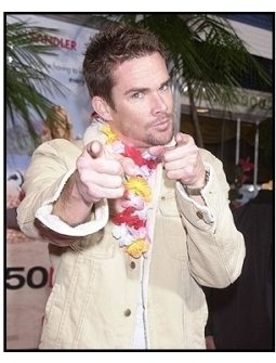 "Mark McGrath at the ""50 First Dates"" Premiere"