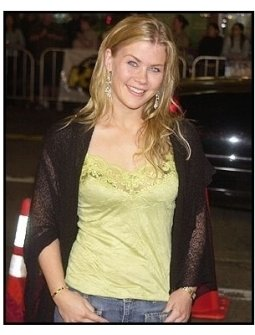 """Alison Sweeney at """"The Big Bounce"""" Premiere"""