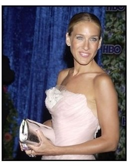 Sarah Jessica Parker at the HBO party following the 55th Annual Primetime Emmy Awards