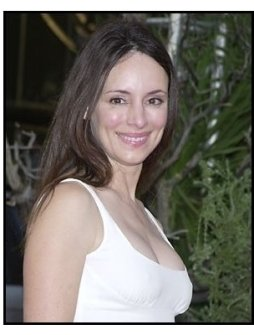 "Madeleine Stowe at the ""Open Range"" premiere"