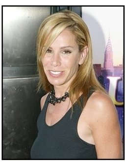 """ONE TIME USE ONLY:  Melissa Rivers at the """"Uptown Girls"""" premiere"""