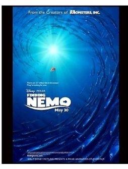 """""""Finding Nemo"""" Movie Still: Teaser Poster"""