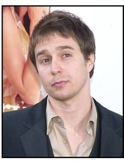 Sam Rockwell at the 2003  Young Hollywood Awards