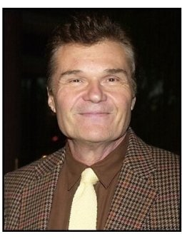 """Fred Willard at the """"A Mighty Wind"""" premiere"""