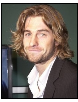 "Scott Speedman at the ""Dark Blue"" premiere"