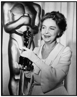 Oscar Statuette Exhibition: Lillian Gish