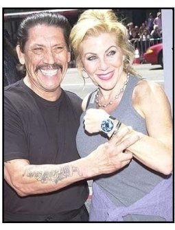 Spy Kids 2 The Island of Lost Dreams Premiere: Danny Trejo and wife Debbie