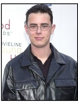 Colin Hanks at the 2002 Movieline Young Hollywood Awards