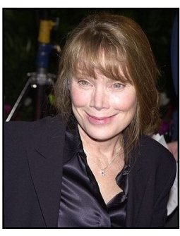 Sissy Spacek at the 2002 Broadcast Film Critic's Choice Awards
