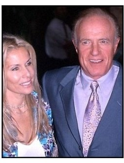 James Caan and date at the Way of the Gun premiere