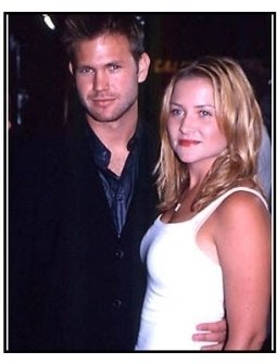 Matthew Davis and Jessica Capshaw at the Urban Legends: Final Cut premiere