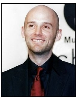 Moby at the 2000 VH-1 / Vogue Fashion Awards