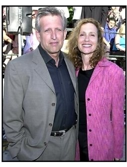 Joe Roth and date at the America's Sweethearts premiere