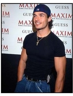 Antonio Sabato Jr. at the 2000 Maxim Motel Party