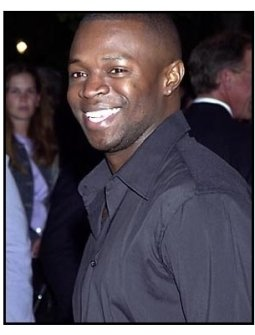 Sean Patrick Thomas at the Along Came a Spider premiere