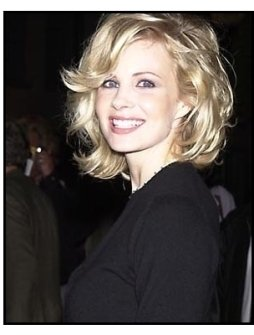 Monica Potter at the Along Came a Spider premiere