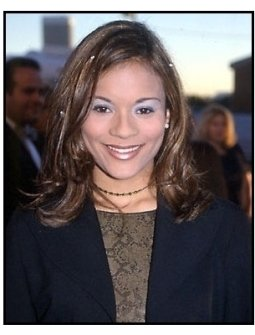 Alicia Reyes at the 2000 Hollywood Reporter YoungStar Awards